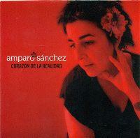 Cover Amparo Sánchez feat. Joey Burns & John Convertino from Calexico - Corazón de la realidad