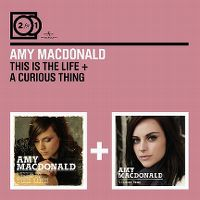 Cover Amy Macdonald - This Is The Life + A Curious Thing