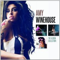 Cover Amy Winehouse - The Album Collection