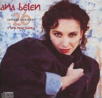Cover Ana Belén - 26 grandes canciones y una nube blanca