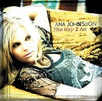 Cover Ana Johnsson - The Way I Am
