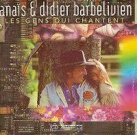 Cover Anaïs & Didier Barbelivien - Les gens qui chantent