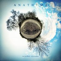 Cover Anathema - Weather Systems