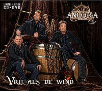 Cover Ancora - Vrij als de wind