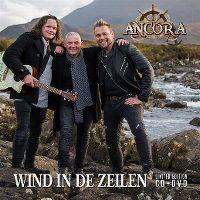 Cover Ancora - Wind in de zeilen