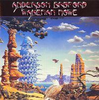 Cover Anderson / Bruford / Wakeman / Howe - Anderson / Bruford / Wakeman / Howe