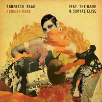 Cover Anderson .Paak feat. The Game & Sonyae Elise - Room In Here
