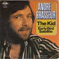 Cover André Brasseur And His Multi-Sound Organ - The Kid