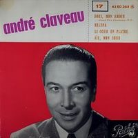 Cover André Claveau - Dors, mon amour