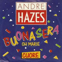 Cover André Hazes - Buona sera - Oh Marie