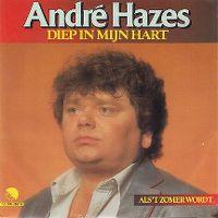 Cover André Hazes - Diep in mijn hart