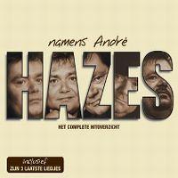 Cover André Hazes - Het complete hitoverzicht