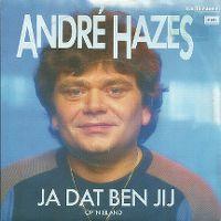 Cover André Hazes - Ja dat ben jij