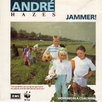 Cover André Hazes - Jammer!