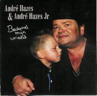 Cover André Hazes & André Hazes Jr. - Bedankt mijn vriend