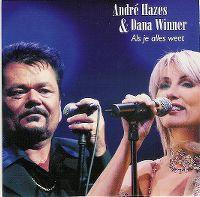 Cover André Hazes & Dana Winner - Als je alles weet