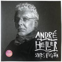 Cover André Heller - Spätes Leuchten