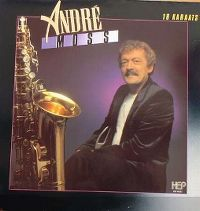 Cover André Moss - 18 karaats