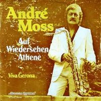 Cover André Moss - Auf Wiedersehen Athene