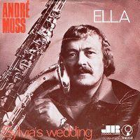 Cover André Moss - Ella
