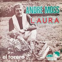 Cover André Moss - Laura