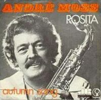 Cover André Moss - Rosita