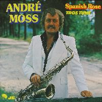 Cover André Moss - Spanish Rose