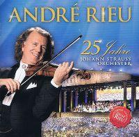 Cover André Rieu - 25 Jahre Johann Strauss Orchester