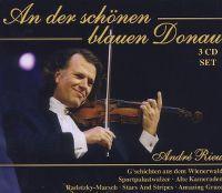 Cover André Rieu - An der schönen blauen Donau