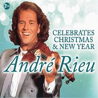 Cover André Rieu - André Rieu Celebrates Christmas & New Year