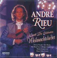 Cover André Rieu - André Rieu spielt die schönsten Weihnachtslieder