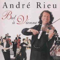 Cover André Rieu - Bal à Vienne