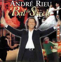 Cover André Rieu - Bal du siècle