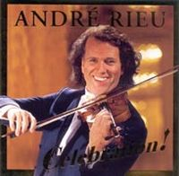 Cover André Rieu - Celebration!