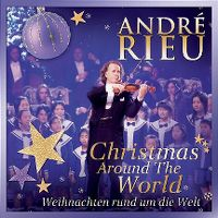 Cover André Rieu - Christmas Around The World