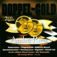 Cover André Rieu - Doppel-Gold