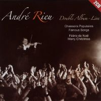 Cover André Rieu - Double Album - Live
