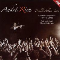 Cover André Rieu - Double Album - Live