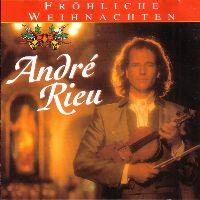 Cover André Rieu - Fröhliche Weihnachten