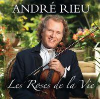 Cover André Rieu - Les roses de la vie