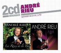 Cover André Rieu - Les roses de la vie + À toi
