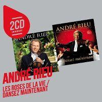 Cover André Rieu - Les roses de la vie + Dansez maintenant