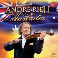 Cover André Rieu - Live In Australia