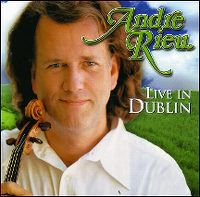 Cover André Rieu - Live In Dublin