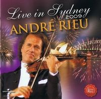 Cover André Rieu - Live In Sidney 2009