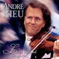 Cover André Rieu - Love Around The World