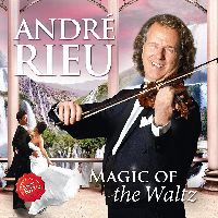 Cover André Rieu - Magic Of The Waltz