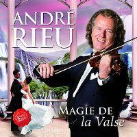 Cover André Rieu - Magie de la valse