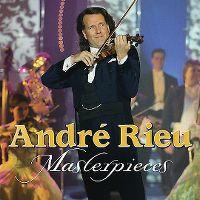 Cover André Rieu - Masterpieces