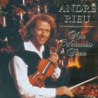 Cover André Rieu - Mein Weihnachtstraum